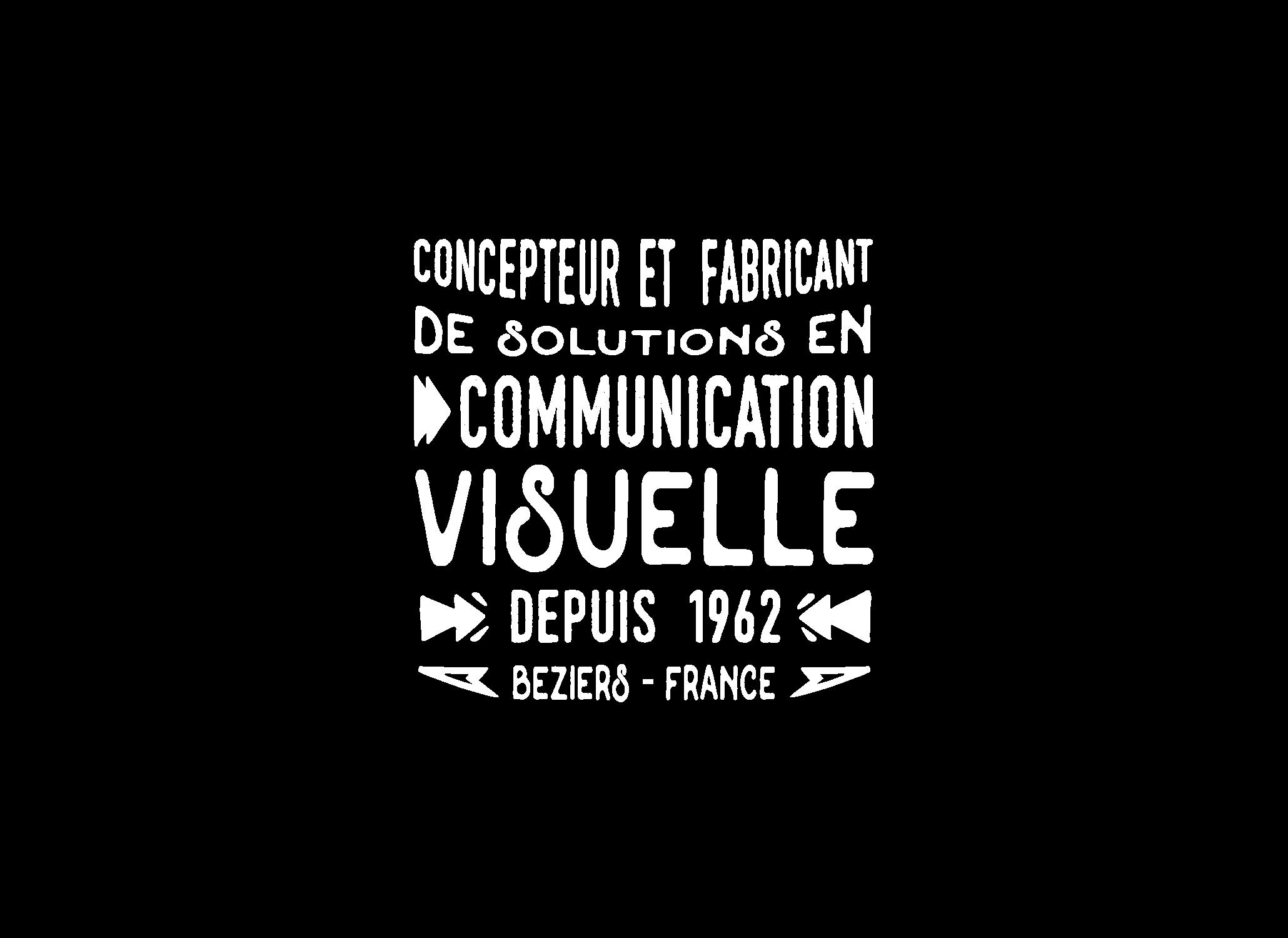 Concepteur et fabricant de solution en communication visuelle